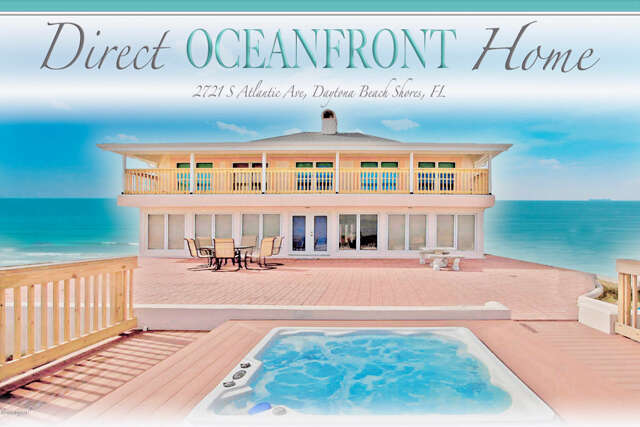 Single Family for Sale at 2721 S Atlantic Avenue Daytona Beach Shores, Florida 32118 United States