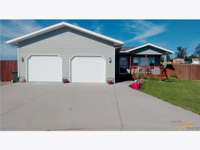 Real Estate for Sale, ListingId:38531339, location: 2122 Frannie Cir Belle Fourche 57717