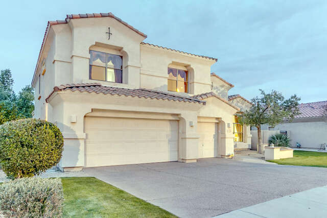 Single Family for Sale at 4311 S Purple Sage Pl Chandler, Arizona 85248 United States