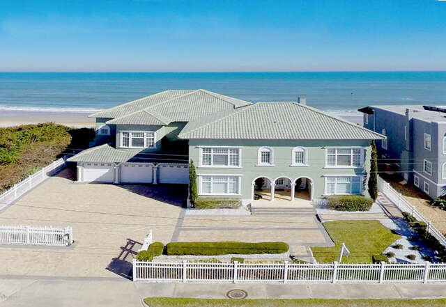 Single Family for Sale at 33 Ocean Shore Boulevard Ormond Beach, Florida 32176 United States