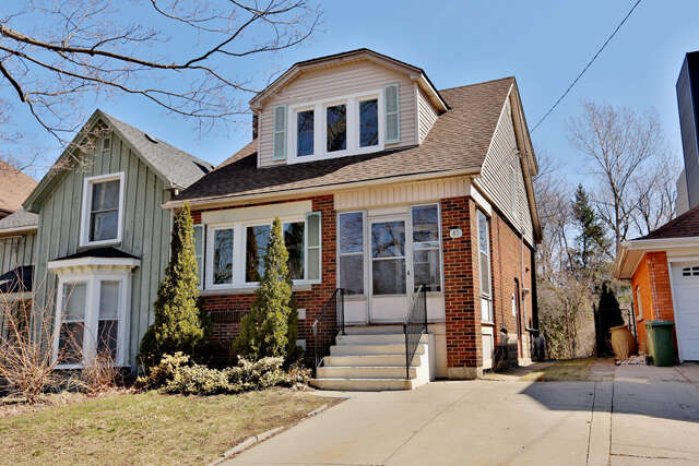Real Estate for Sale, ListingId:44222719, location: 43 Mountain Avenue Hamilton L8P 4E8