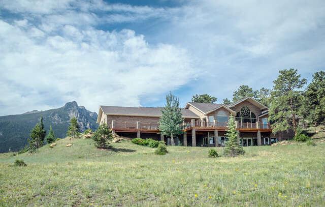 Single Family for Sale at 2900 Grey Fox Dr Estes Park, Colorado 80517 United States
