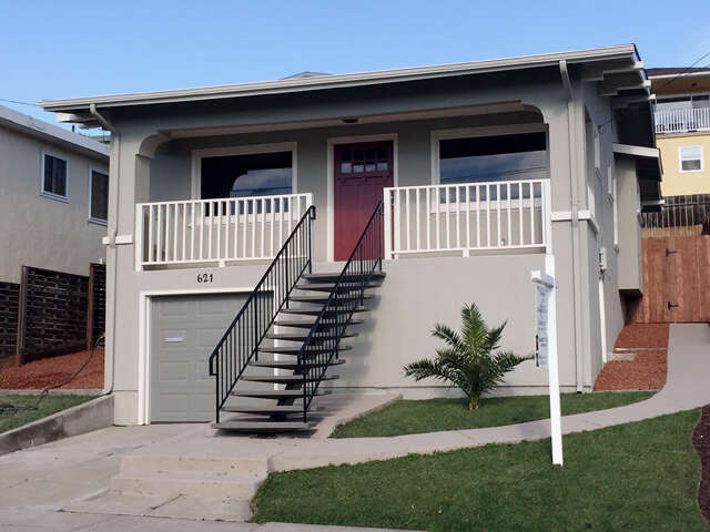Single Family for Sale at 621 Pine Terrace South San Francisco, California 94080 United States