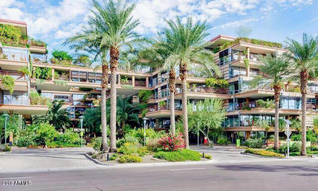 Single Family for Sale at 7157 E Rancho Vista Drive Scottsdale, Arizona 85251 United States