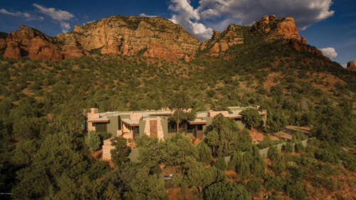 Single Family for Sale at 1800 Dry Creek Rd Sedona, Arizona 86336 United States