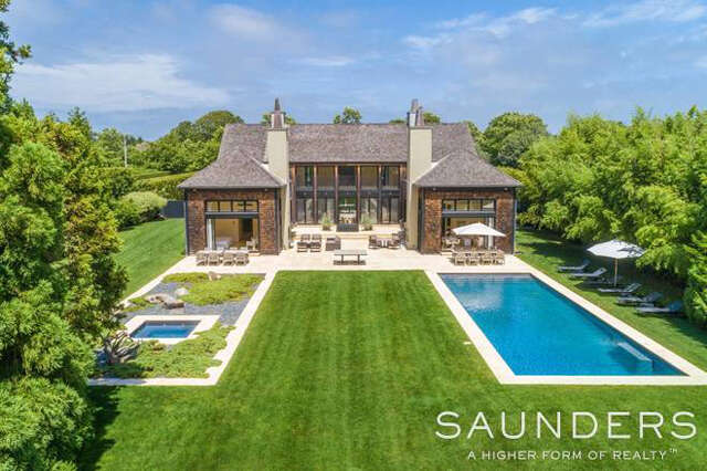 Single Family for Sale at 633 Hedges Lane Sagaponack, New York 11962 United States