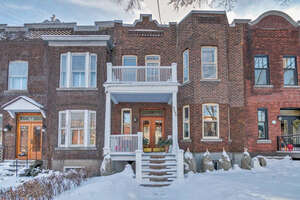 Featured Property in Montreal, QC H4A 3B1