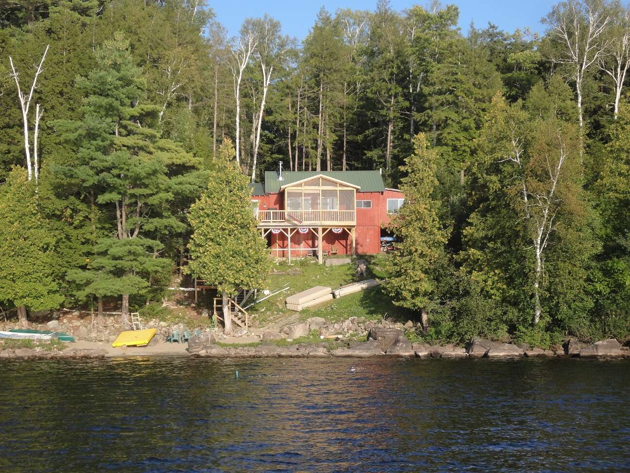 Vacation Property for Sale at 113 Nesa Road Schroon Lake, New York 12870 United States