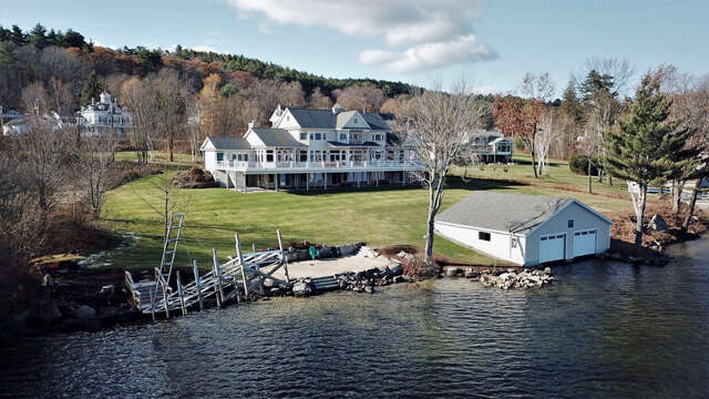 Single Family for Sale at 22 Lakeview Landing Lane Center Harbor, New Hampshire 03226 United States