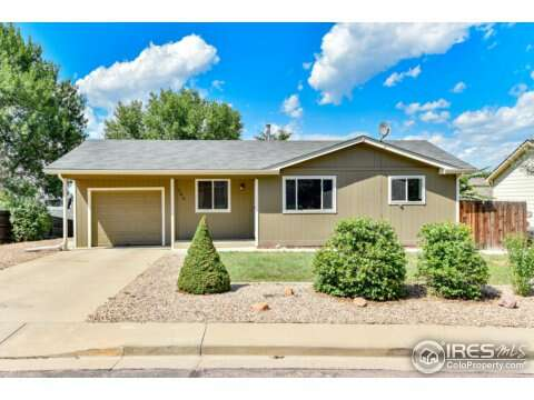 Real Estate for Sale, ListingId:46931349, location: 748 2nd St Ct Kersey 80644