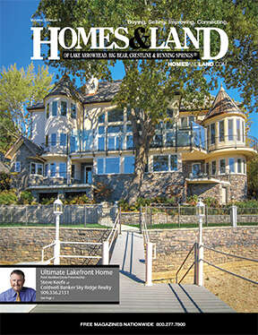 HOMES & LAND Magazine Cover. Vol. 33, Issue 09, Page 4.