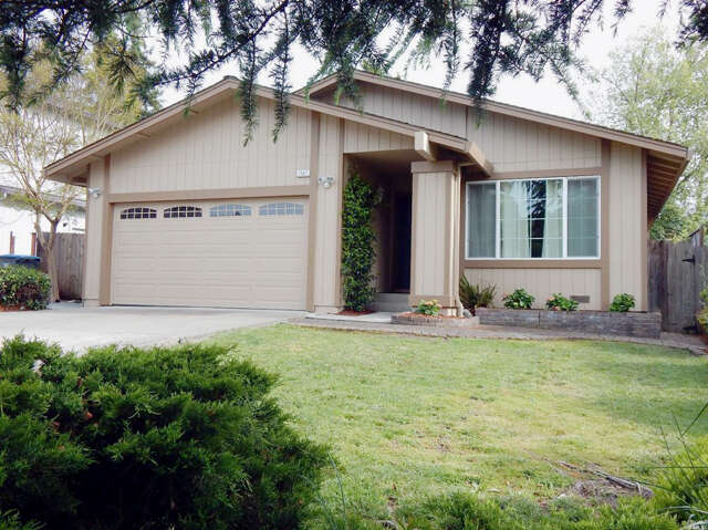 Single Family for Sale at 1557 Golf Course Drive Rohnert Park, California 94928 United States