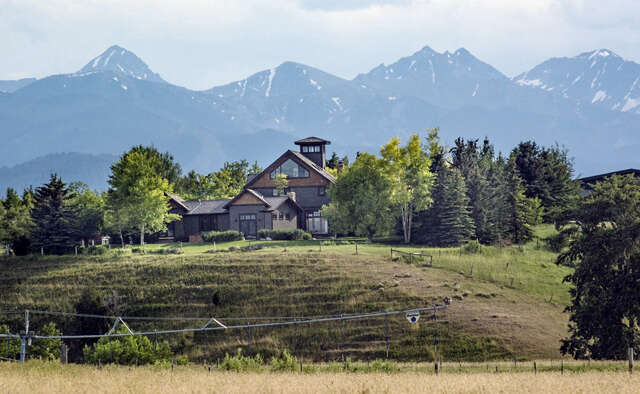 Single Family for Sale at 3113 Johnson Road Bozeman, Montana 59715 United States