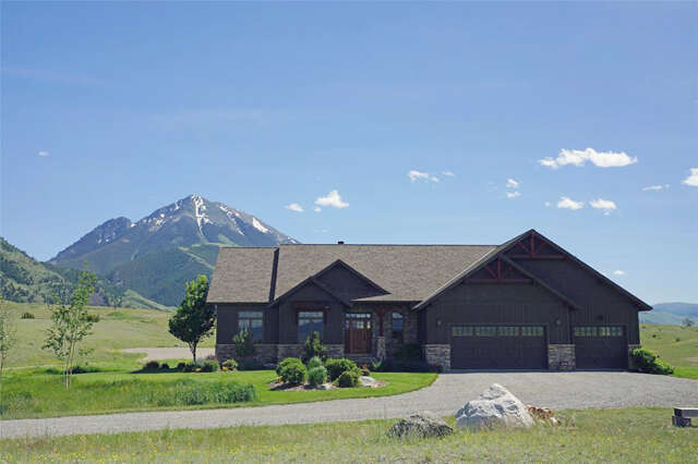 Single Family for Sale at 12 Falcon Lane Livingston, Montana 59047 United States