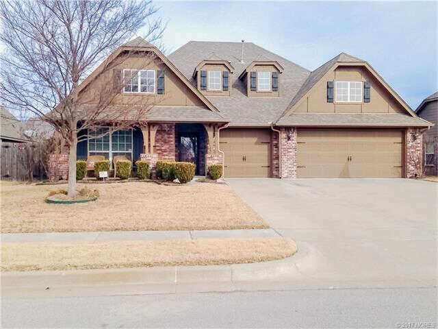 Featured Property in BIXBY, OK, 74008