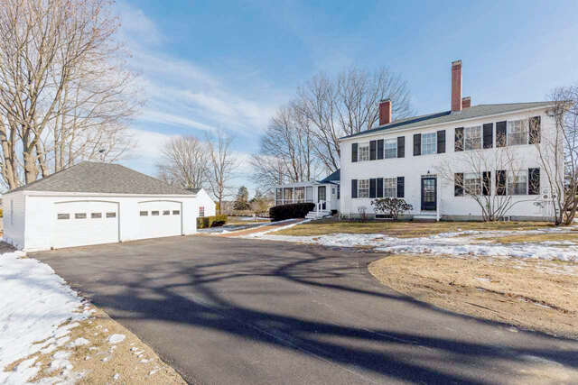 Single Family for Sale at 158 Portsmouth Avenue New Castle, New Hampshire 03854 United States
