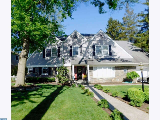 Real Estate for Sale, ListingId:44954951, location: 611 W CRYSTAL LAKE AVE Haddon Township 08104