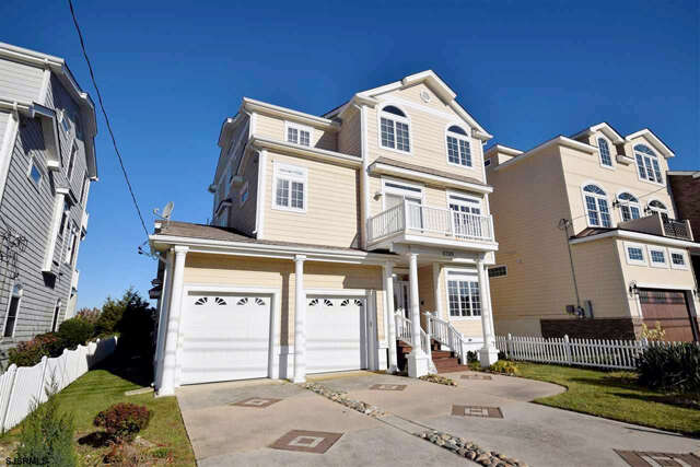 Single Family for Sale at 4249 Atlantic Brigantine Blvd Brigantine, New Jersey 08203 United States