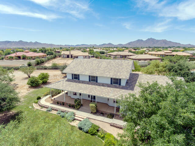 Single Family for Sale at 19053 E Cloud Road Queen Creek, Arizona 85142 United States