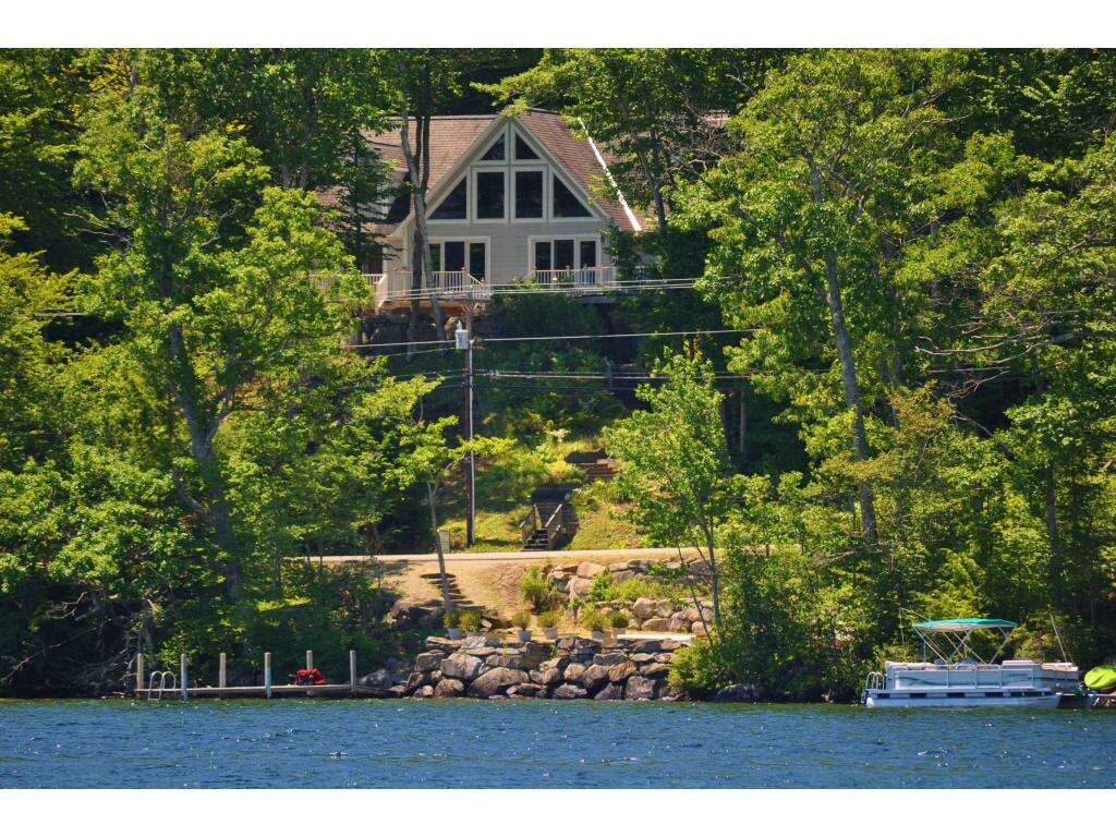 Single Family for Sale at 723 West Shore Road Alexandria, New Hampshire 03222 United States