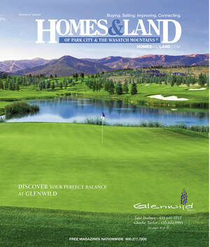 Homes & Land of Park City & The Wasatch Mountains