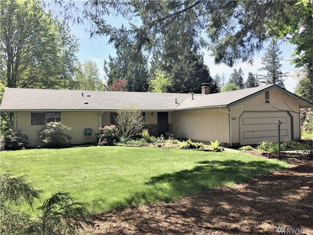 Single Family for Sale at 8418 James Rd SW Rochester, Washington 98579 United States