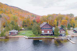 Featured Property in Blue Mtn Lake, NY 12812