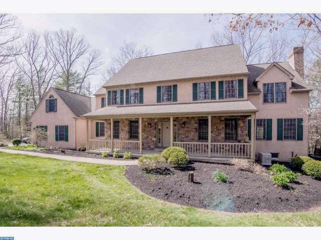 Home Listing at 75 MCCANN DR, OTTSVILLE, PA