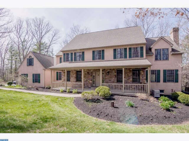 Single Family for Sale at 75 Mccann Dr Ottsville, Pennsylvania 18942 United States