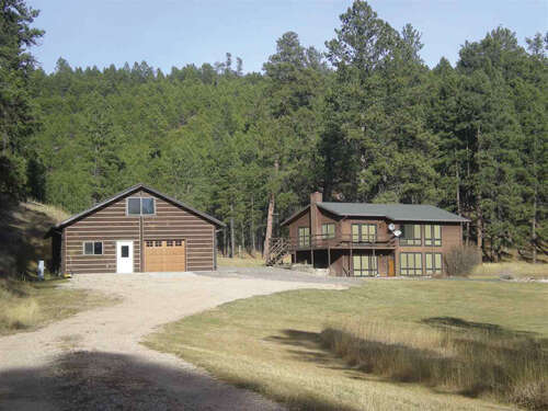 Single Family for Sale at 12792 White Tail Road Custer, South Dakota 57730 United States