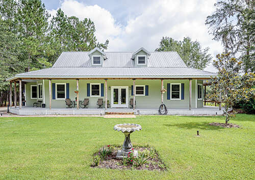 Single Family for Sale at 12975 NW 198th Street Road Micanopy, Florida 32667 United States