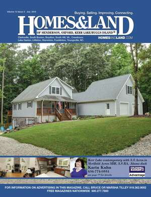 HOMES & LAND Magazine Cover. Vol. 12, Issue 05, Page 20.