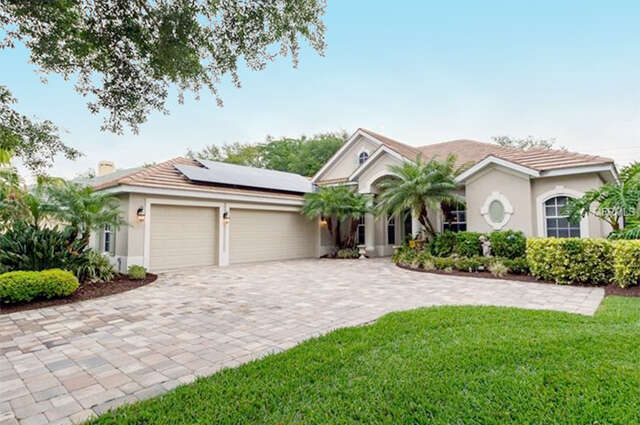 Single Family for Sale at 448 Park Trace Boulevard Osprey, Florida 34229 United States