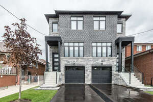 New Home for Sale, ListingId:40667959, location: 32C Keith Avenue Toronto M6E 2C6