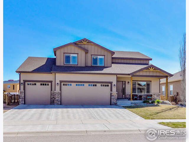 Single Family for Sale at 5350 Wishing Well Dr Timnath, Colorado 80547 United States