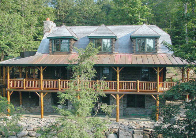 Single Family for Sale at 3235 State Rt 28 Blue Mountain Lake, New York 12812 United States