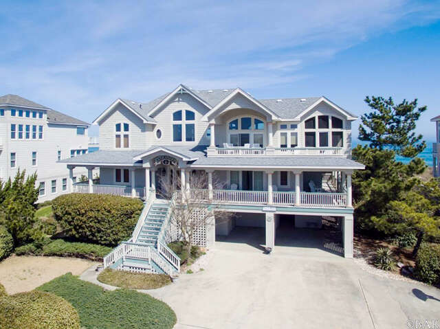 Single Family for Sale at 207 Hicks Bay Lane Corolla, North Carolina 27927 United States