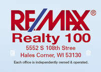 RE/MAX Realty 100 - Hales Corners