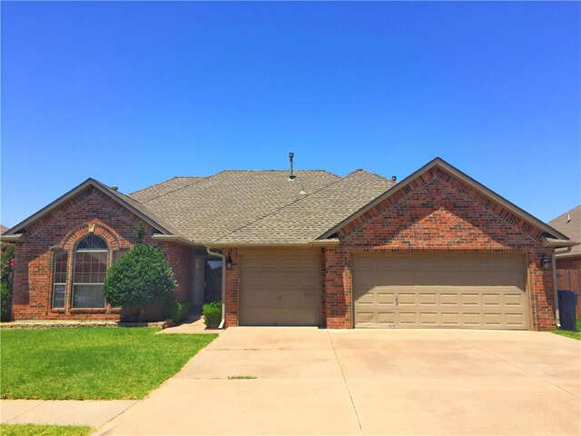 Real Estate for Sale, ListingId:46357154, location: 8417 NW 106th Street Oklahoma City 73162