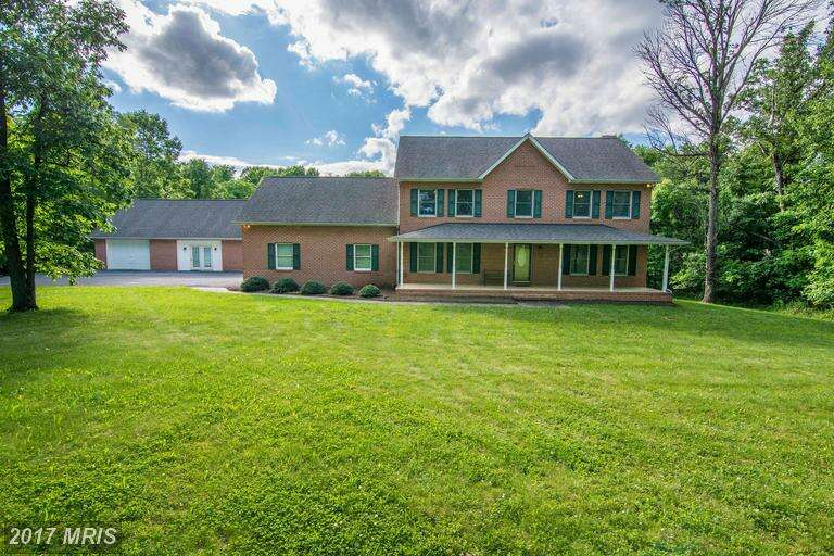 Single Family for Sale at 1862 Goldmiller Bunker Hill, 25413 United States