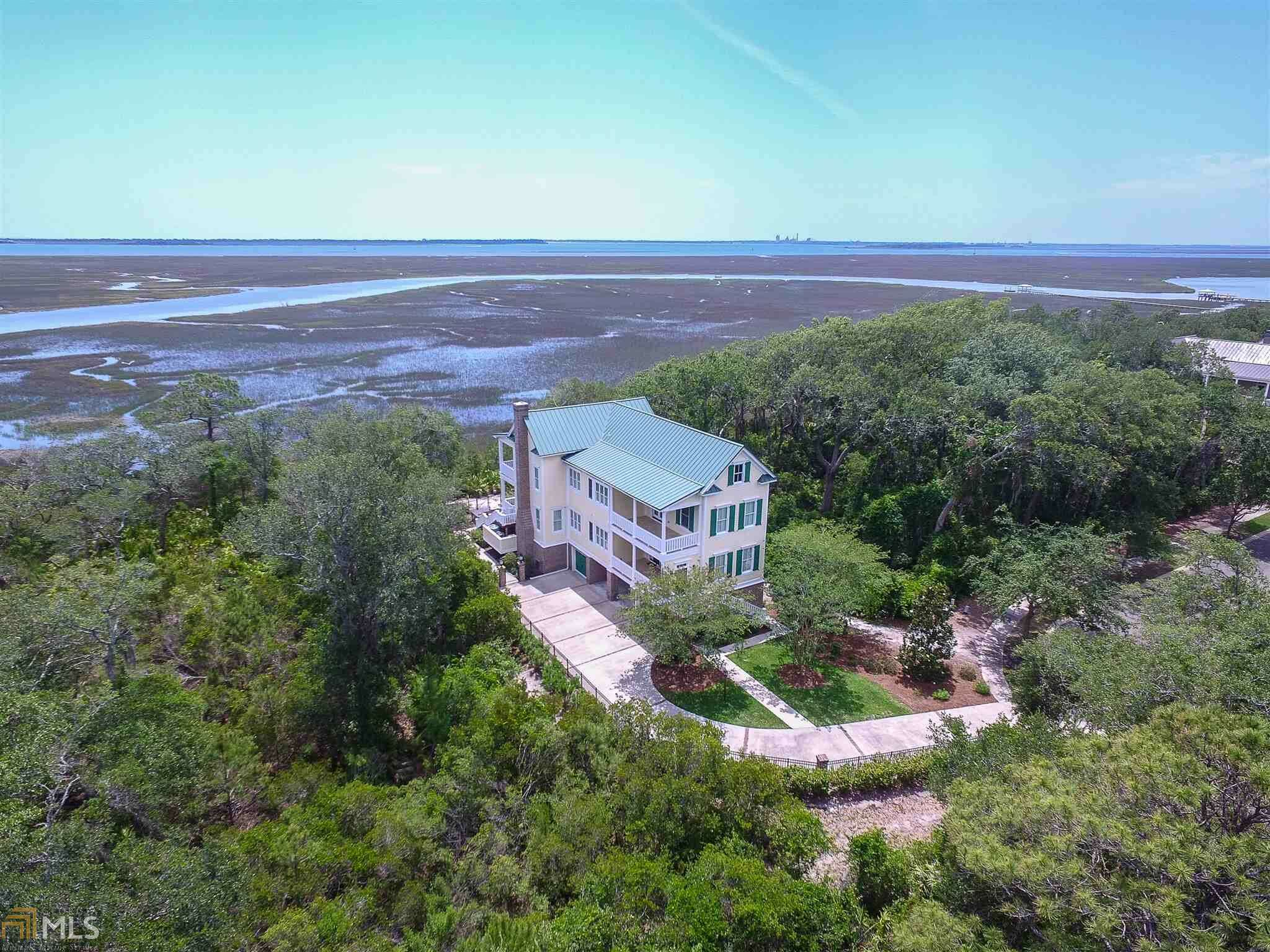 Single Family for Sale at 414 Charleston Way St. Marys, Georgia 31558 United States