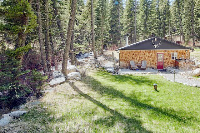 Single Family for Sale at Old Hell Roaring Trail Gallatin Gateway, Montana 59730 United States