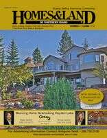 HOMES & LAND Magazine Cover. Vol. 16, Issue 04, Page 4.