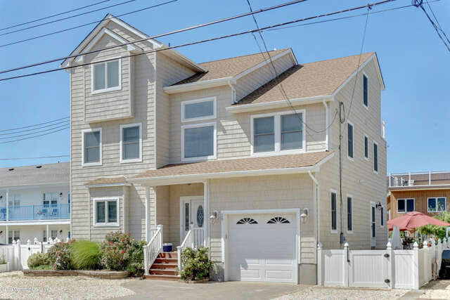 Single Family for Sale at 28 1st Avenue Seaside Park, New Jersey 08752 United States