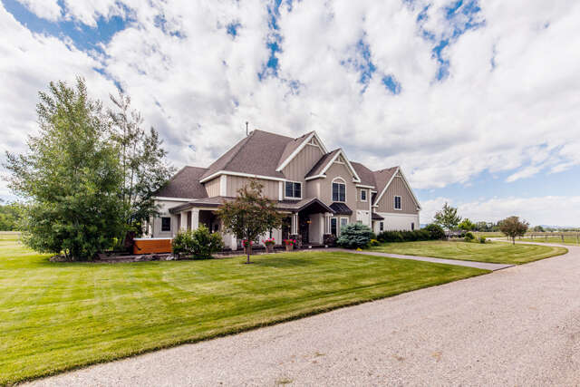 Single Family for Sale at 8528 Cottonwood Road Bozeman, Montana 59715 United States