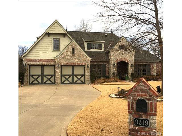 Single Family for Sale at 9319 S Indianapolis Avenue Jenks, Oklahoma 74037 United States
