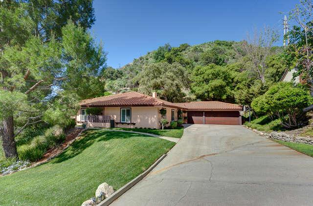 Single Family for Sale at 5385 Haskell Street La Canada Flintridge, California 91011 United States