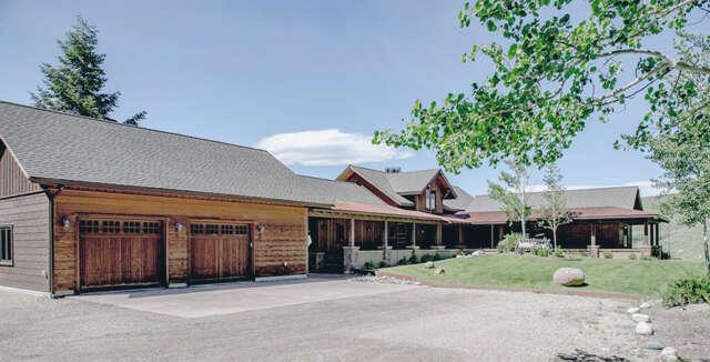 Single Family for Sale at 60 E Horse Creek Road Cameron, Montana 59720 United States
