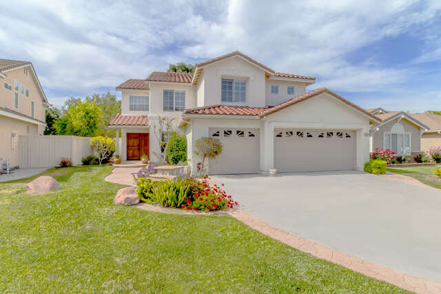 Single Family for Sale at 1611 Meadowglen Court Newbury Park, California 91320 United States