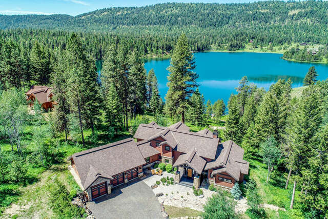Single Family for Sale at 407 Blackhawk Lake Drive McCall, Idaho 83638 United States